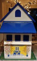 houten brievenbus motief hotel Samos_1
