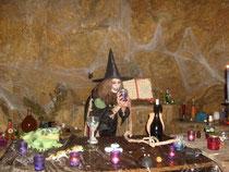 Halloween dans la Grotte la Merveilleuse de Dinant, 2008-2009