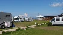 am Camp Safari-Beach