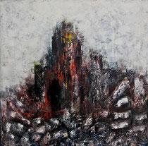 Ibrahim Coskun, Öl auf Leinwand, 150 x 130cm, Berlin 2010