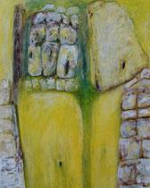 Öl auf Leinwand, 130 x 160cm, Berlin 2007