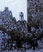 Ibrahim Coskun, Öl auf Leinwand, 130 x 110cm, Berlin 2014