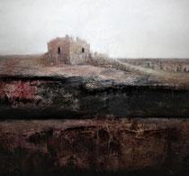 Öl auf Leinwand, 180 x 160cm, Berlin 2009