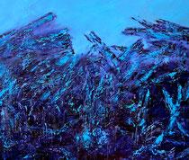 Öl auf Leinwand, 200 x 180cm, Berlin 2014