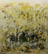 Öl auf Leinwand, 200 x 180cm, Berlin 2003