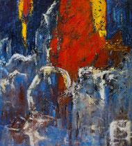 Öl auf Leinwand, 160 x 135cm, Berlin 2004