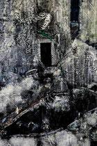 Ibrahim Coskun, Öl auf Leinwand, 200 x 180cm, Berlin 2011