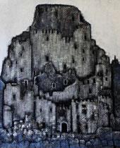 Ibrahim Coskun, Öl auf Leinwand, 200 x 150cm, Berlin 2009