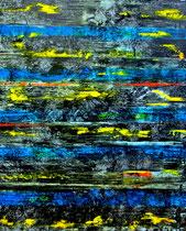 Öl Auf Leinwand, 200 x 160cm, Berlin 2014