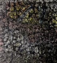 Ibrahim Coskun, Öl auf Leinwand, 200 x 180cm, Berlin 2012