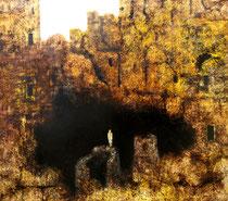 Öl auf Leinwand, 200 x 180cm, Berlin 2004
