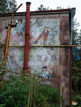 Sowjet-Grafitti