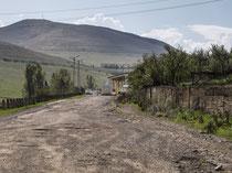 Grenzübergang Guguti (Georgien)