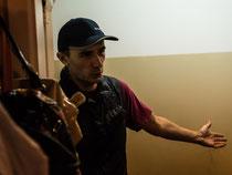 Mustafa, unfreiwilliger Leader der kleinen Krimtartarischen Community