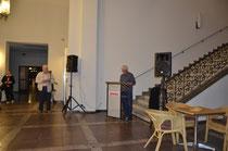 Vortrag zur Begleitausstellung in der Urania e.V.