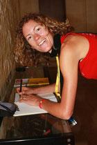 Magali Le Floc'h : Coureuse cycliste