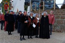 Prozession zu Ehren von St. Guirec (Ploumanac´h)