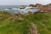 Küste bei Le Gouffre