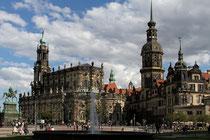 Residenzschloss mit Hofkirche