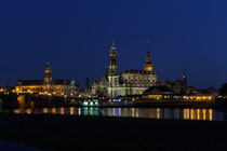 Canalettoblick bei Nacht