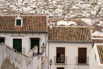 Blick auf Antequera