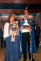 1986/87   Dietmar Lutz - Karin Lutz geb. Wiederich