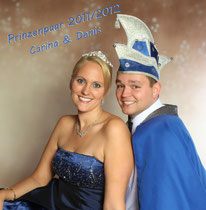 2011/12 Carina & Denis Schleier