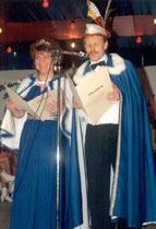 1992/93   Achim Rhein - Rosi Rhein geb.Schulz