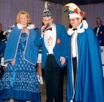 1998/99   Karl Schober - Cornelia Schober geb.Teske