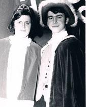 1968    Gisbert Heck - Rita Lutz heute Galm