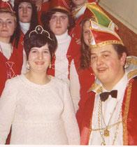 1970   Reinhard Henn - Elisabeth Schuch geb. Walter