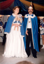 1995/96   Pius Hemberger - Sonja Hemberger geb.Tösel