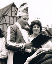 1960   Oswald Lutz - Irmgard Schreibeis geb. Lutz