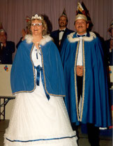 1996/97   Werner Gellner - Antje Gellner geb.Krämer