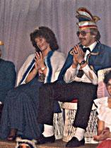 1985/86   Rudi Kugler - Helga Kugler geb.Schmitt