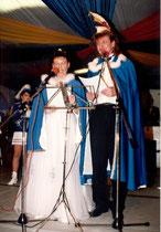 1994/95   Klaus Dörr - Katja Dörr geb. Flad