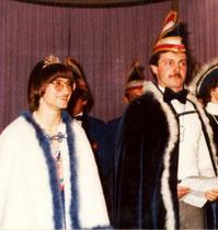 1981/82   Rainer Schork - Gerlinde Lindau geb.Wolf