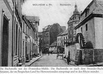 Die Bachstraße