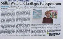 Solinger Tageblatt, 16.11.2013