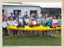 3. Vereinsinterne Spreeregatta der Kinder & Jugendlichen