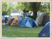Campingwochenende 2016