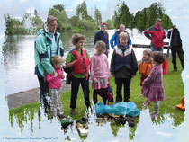 Umwelteinsatz mit anschließendem Kinder-Kanu-Spielnachmittag und Tag der offenen Tür