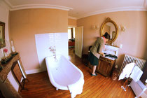 Sa salle-de-bain