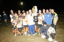 Cantina/Construtora Polga recebe Troféu Waldyr Ferreira Bock, do próprio homenageado
