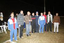 Força Jovem recebe medalhas de terceiro lugar