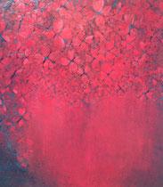 Sakura V - huile sur toile 120 x 135 cm Sfr. 4'600.-