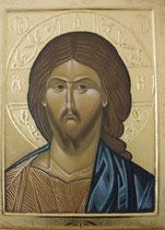 Christ de Vatopédi 13e/14e siècle