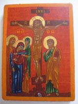37 - La crucifixion