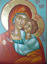 16 - Vierge de Tendresse