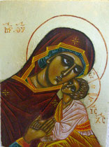 2 - Vierge de Tendresse